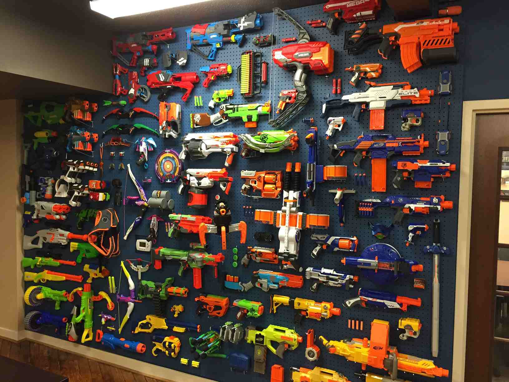 Top 10 Ways To Make Your Nerf Display Better