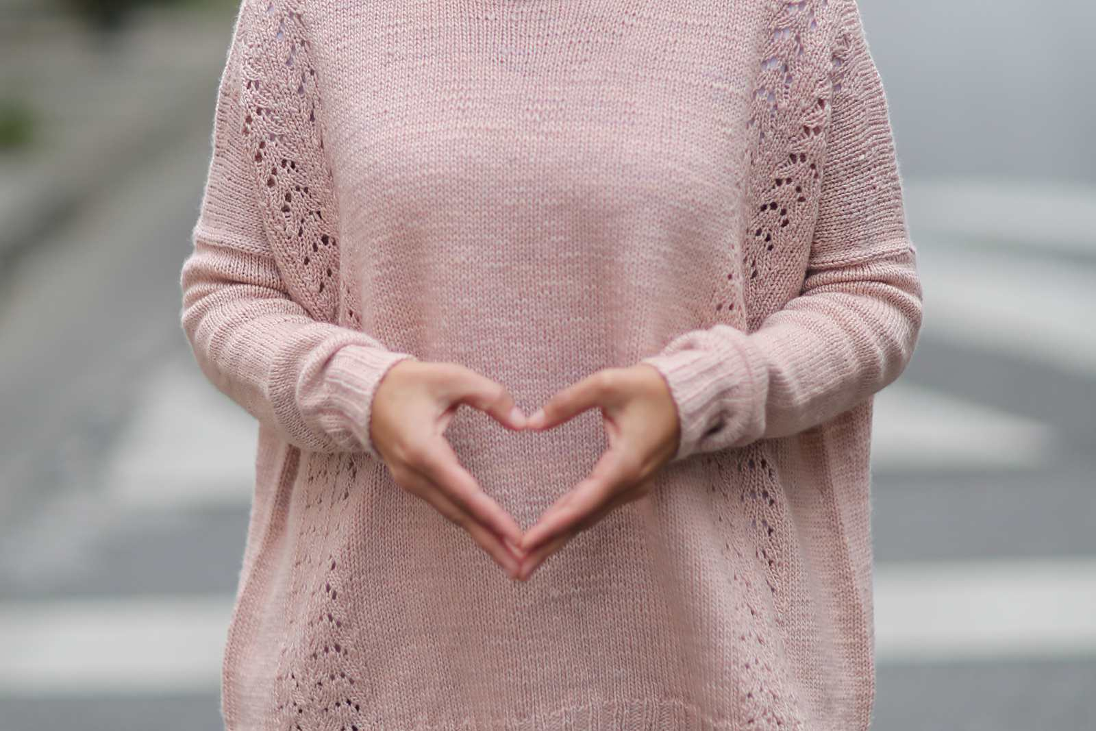 All the Love Pullover Pattern
