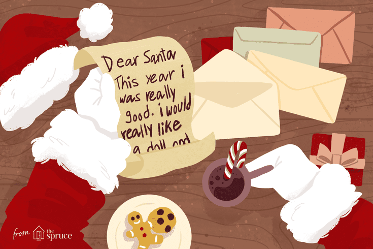 18 Free Letter To Santa Templates For Children