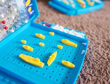 Board game. Battleship.