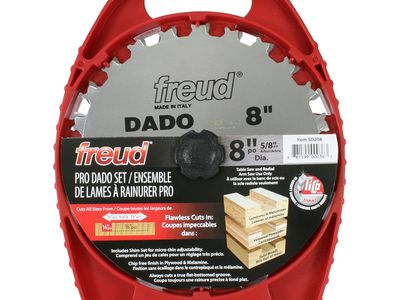 How to install a stacked dado blade on a table saw can you use an 8 inch dado set on your table saw keyboard keysfo Choice Image