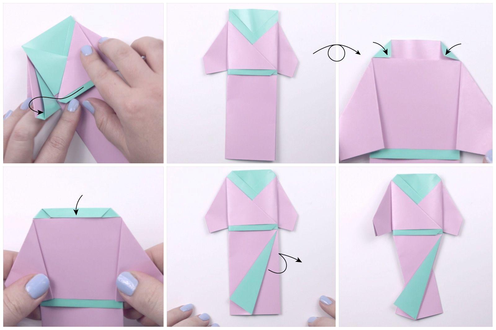 DIY Origami Lily / Irish Flower | Neal Caffrey | White Collar ... | 1066x1600