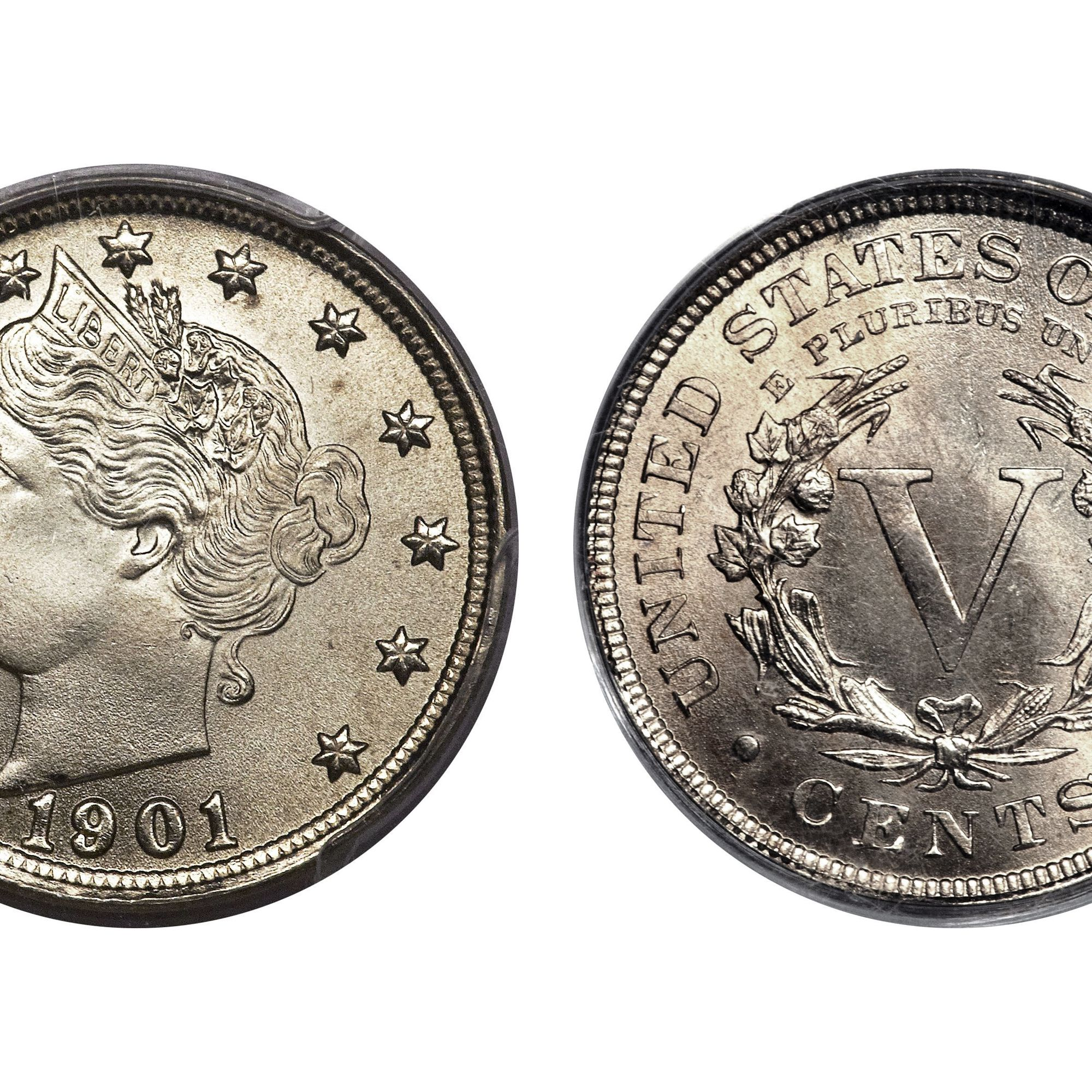 Liberty Head V Nickel Values And Prices