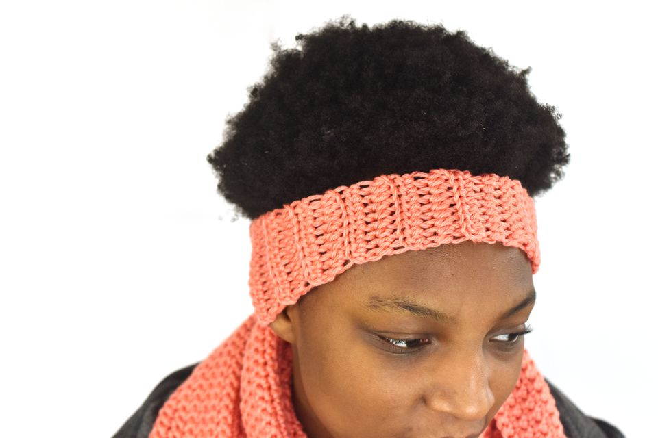 How to Crochet a Winter Headband