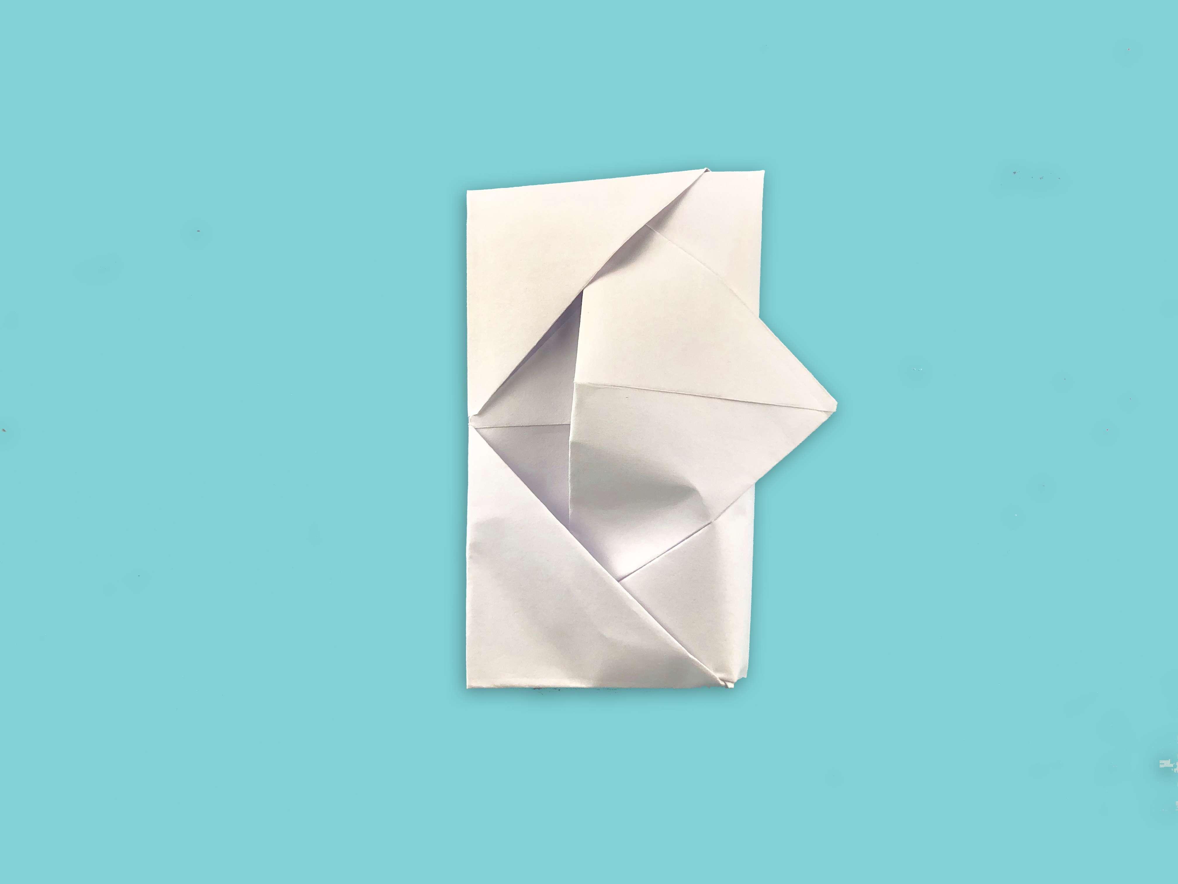 folds in corners