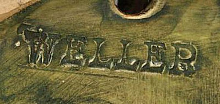 Weller Pottery Marks: How to Identify and Date Pottery