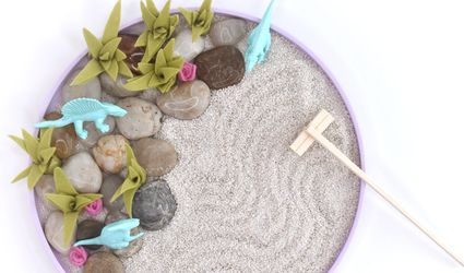 How to Make a Mini Mindfulness Garden
