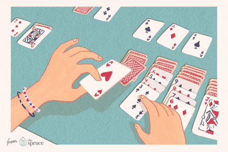 Klondike Solitaire - Card Game Rules