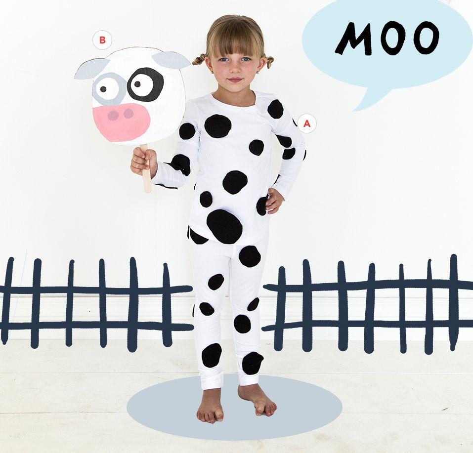 Cow cosutme