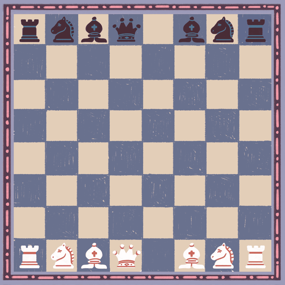 Placing the queens in chess