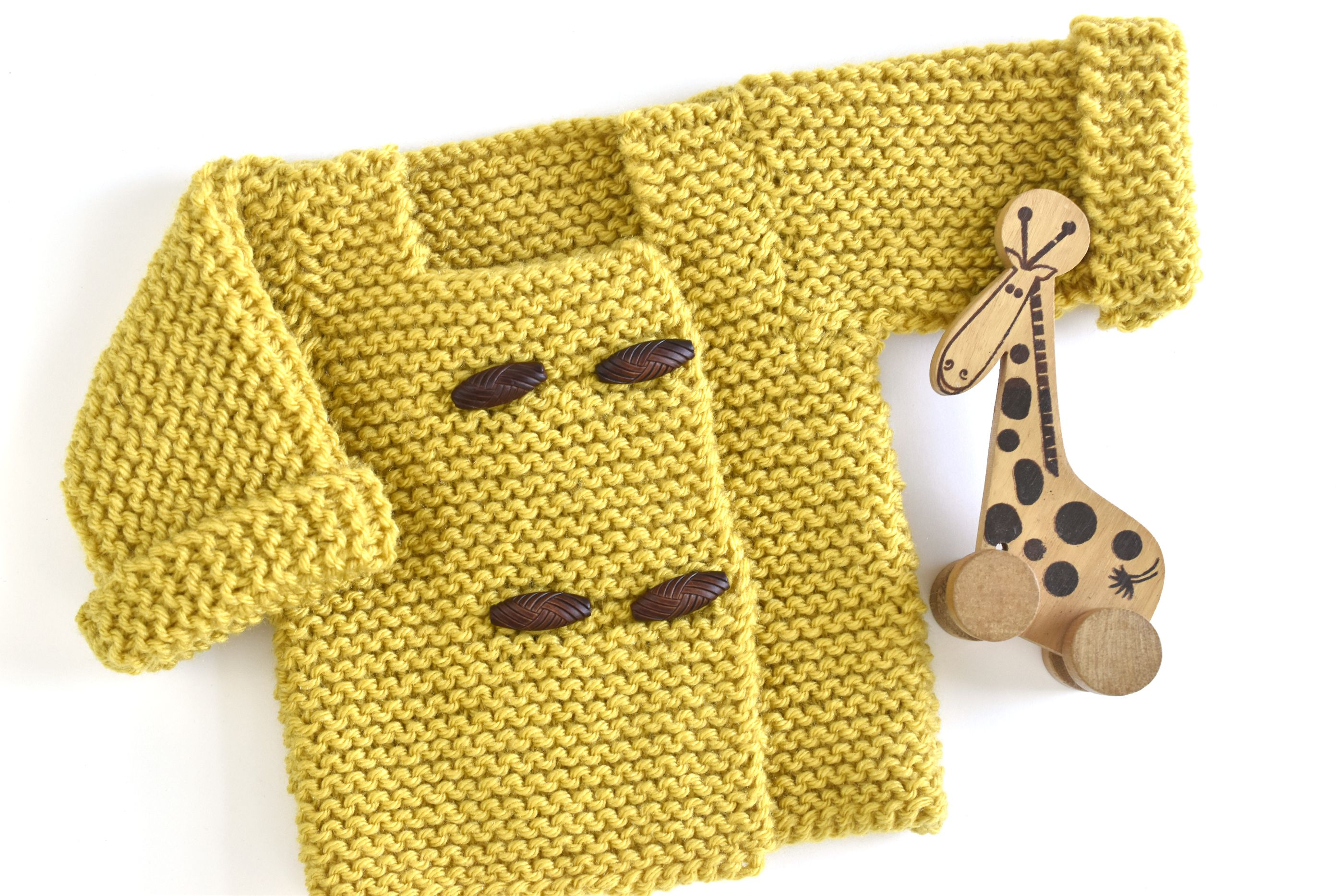 a5bf6aaeb3d 25 Best Knitting Patterns for Baby Clothes   Accessories