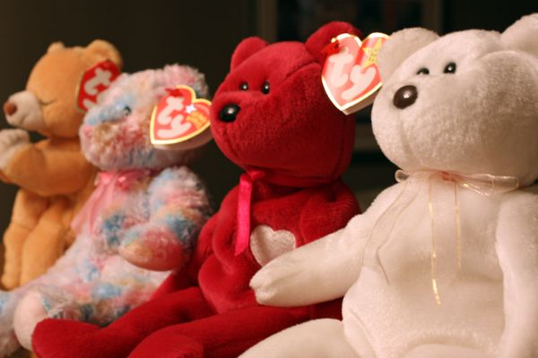 """""""Beanie Babies"""" by Dominique Godbout is licensed under CC BY 2.0"""