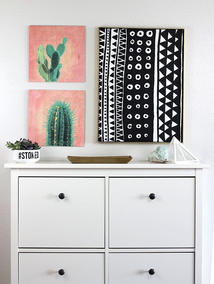31 Cactus-Inspired DIY Projects