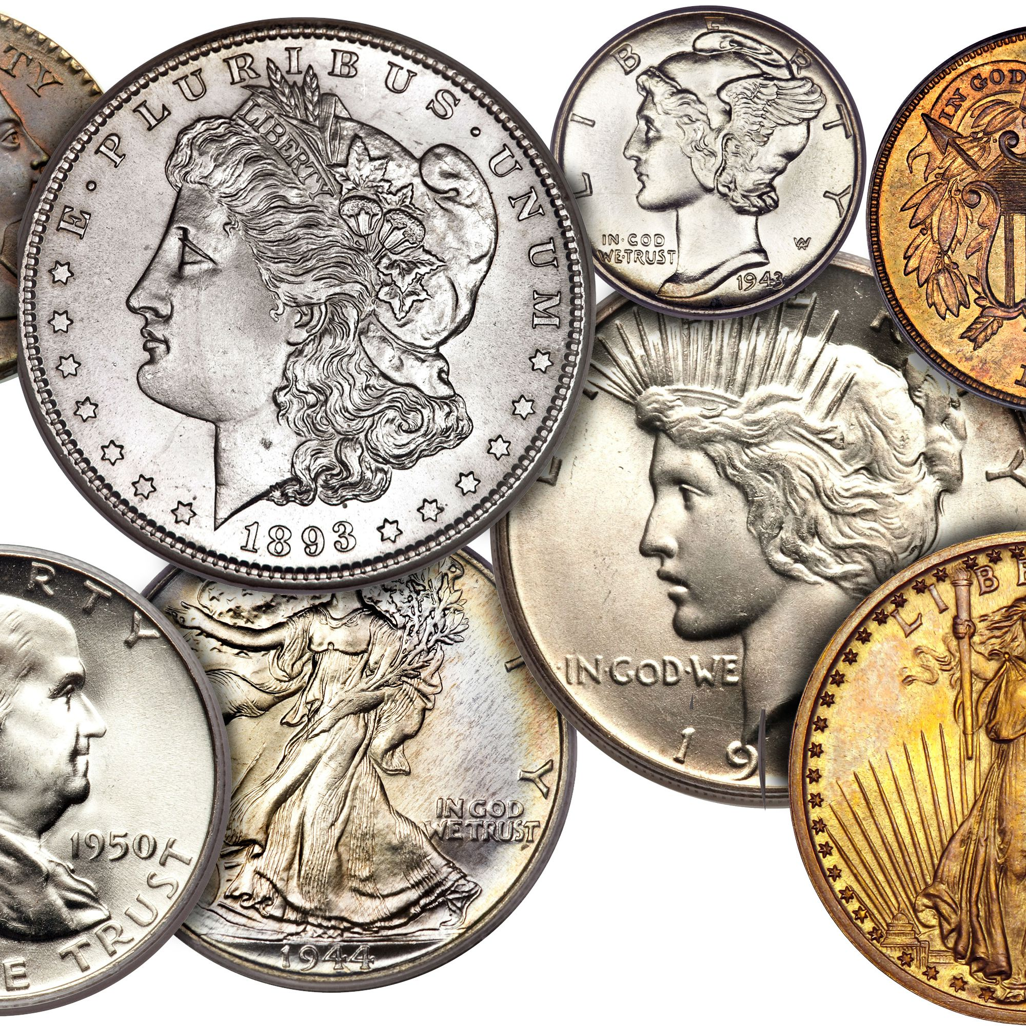 Collecting a Type Set of United States Coins