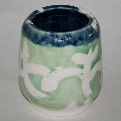 Techniques for Using Wax Resist and Emulsions in Pottery