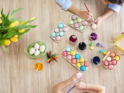 Learn How To Prepare Decorate And Enjoy Easter Eggs