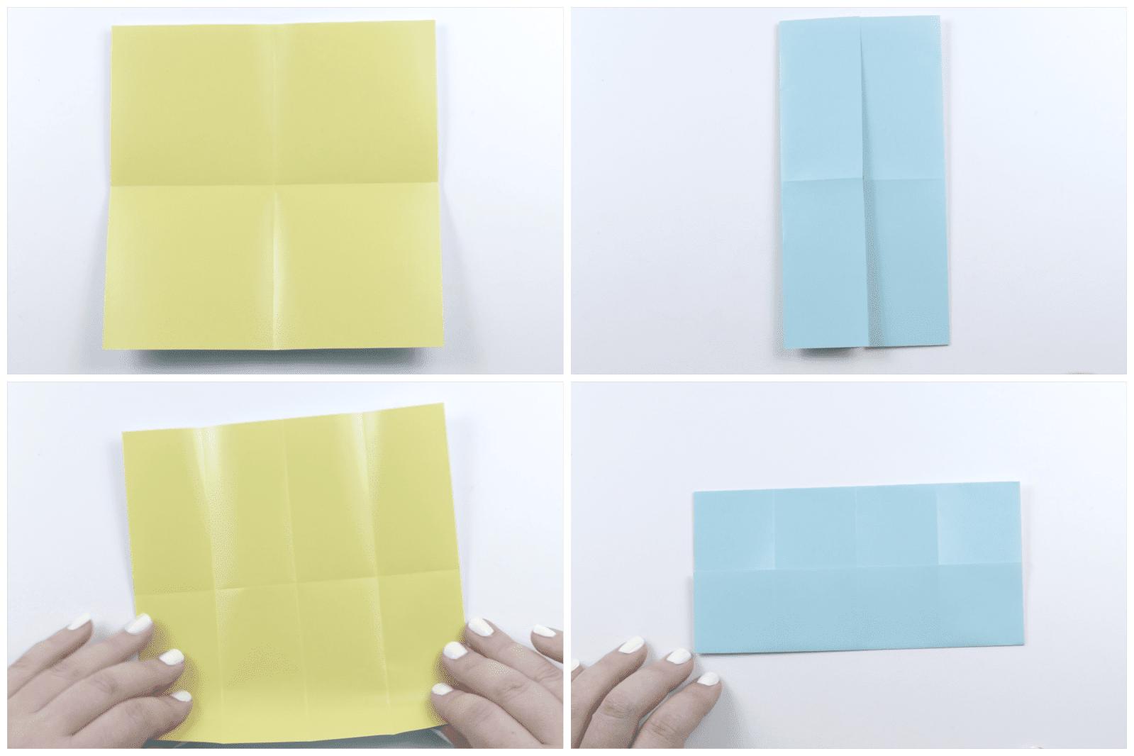 Origami Quilt Artwork Tutorial 01