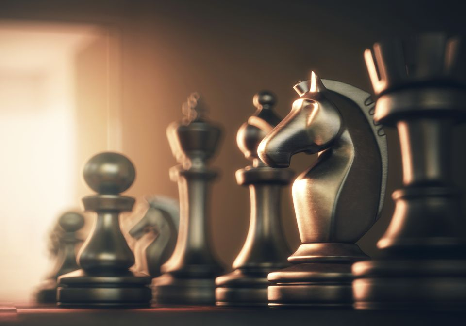 Game of chess with slave 2