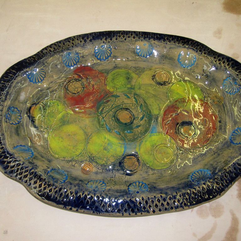 5 Methods For Painting On Pottery