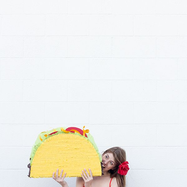 The Best Taco Pinata Pictures