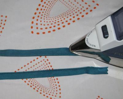 Sew an Invisible Zipper Step by Step