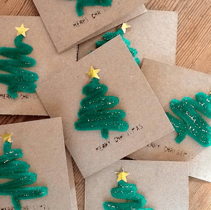 26 Diy Christmas Card Ideas