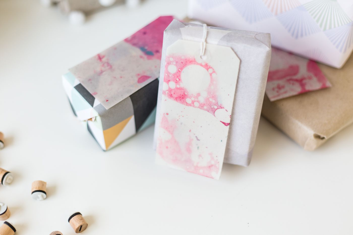 Gift Tag Ideas For Making Your Presents Pop