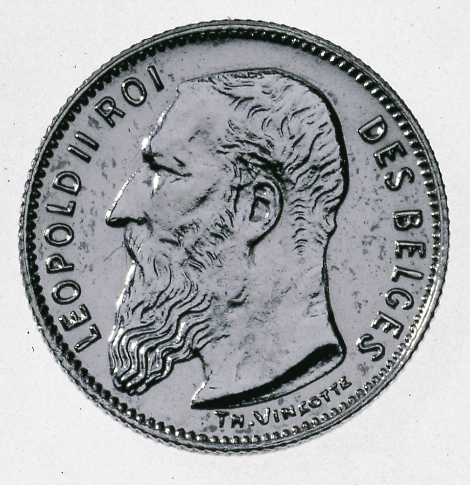 An example of a collectable coin