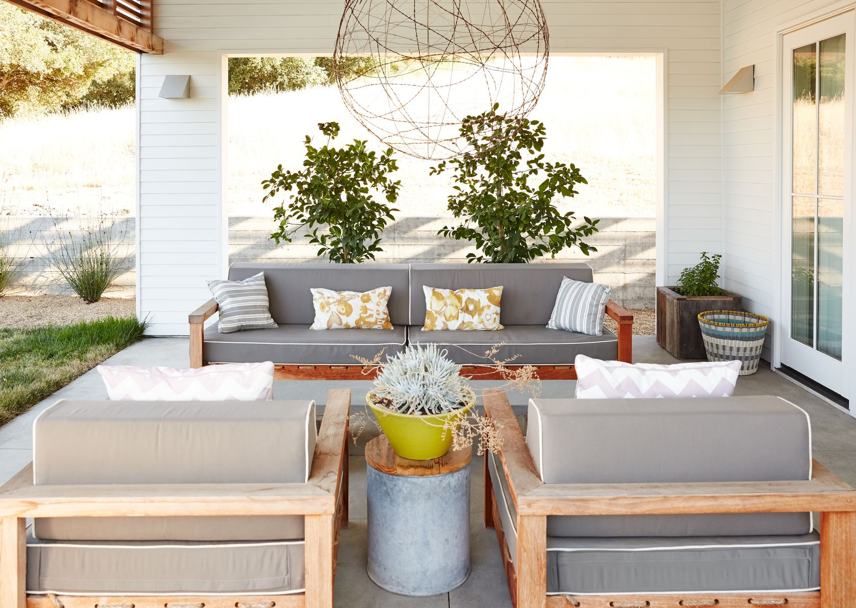 13 DIYs to Get Your Patio Ready for Summer