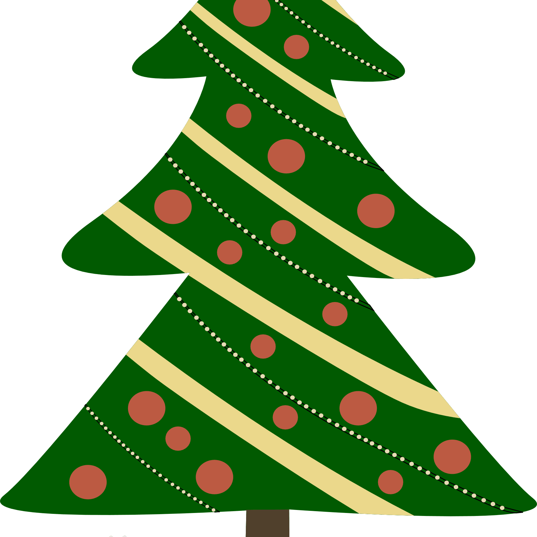 Christmas Tree Cliparts: 297 Free Christmas Tree Clip Art Images