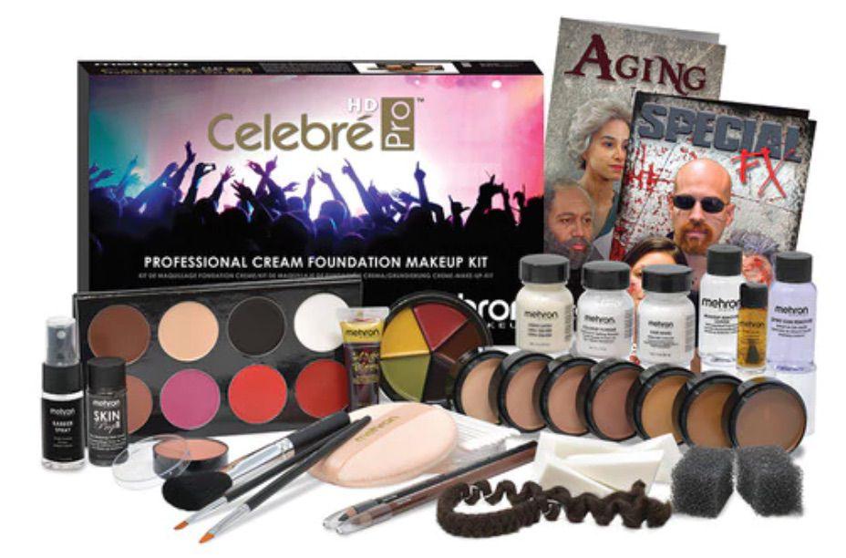 Celebré Professional Makeup Kit