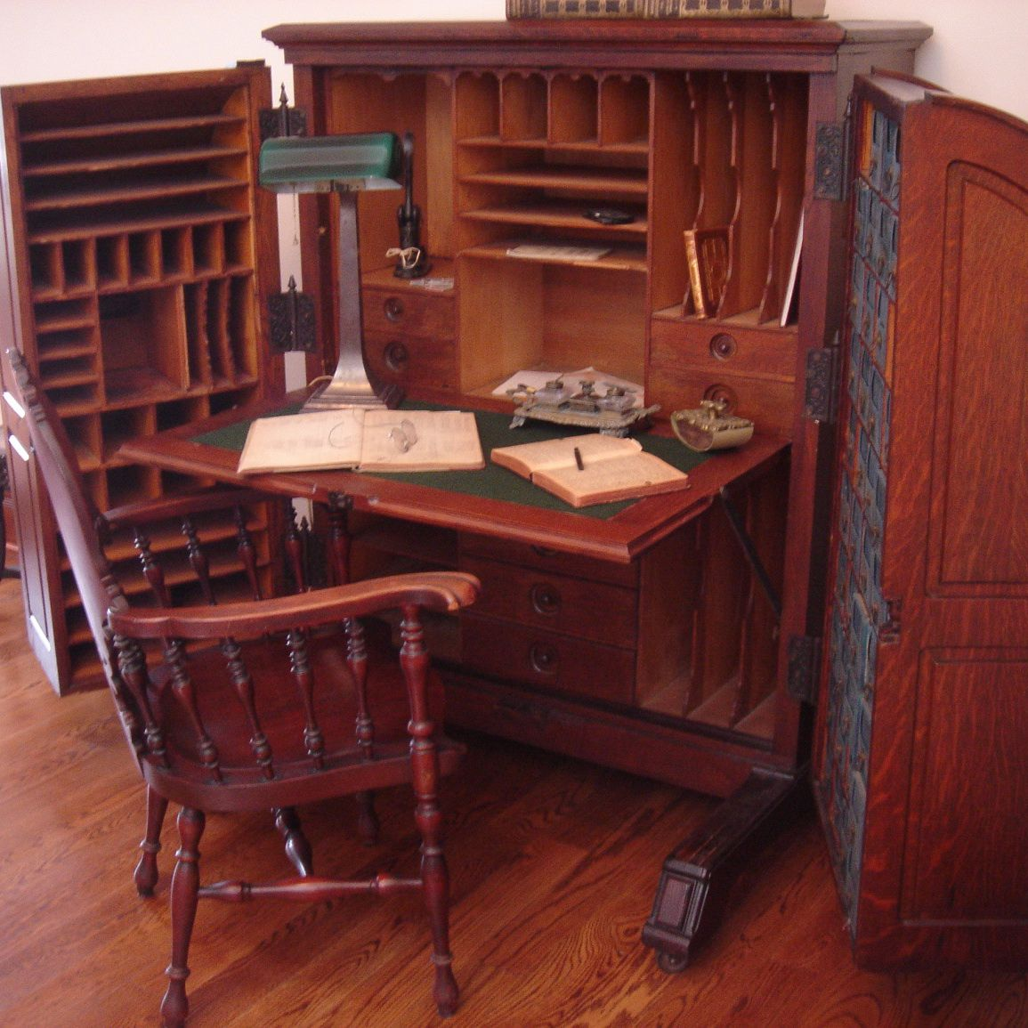 Identifying Antique Writing Desks And