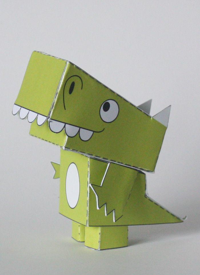11 Creative Dinosaur Crafts To Make