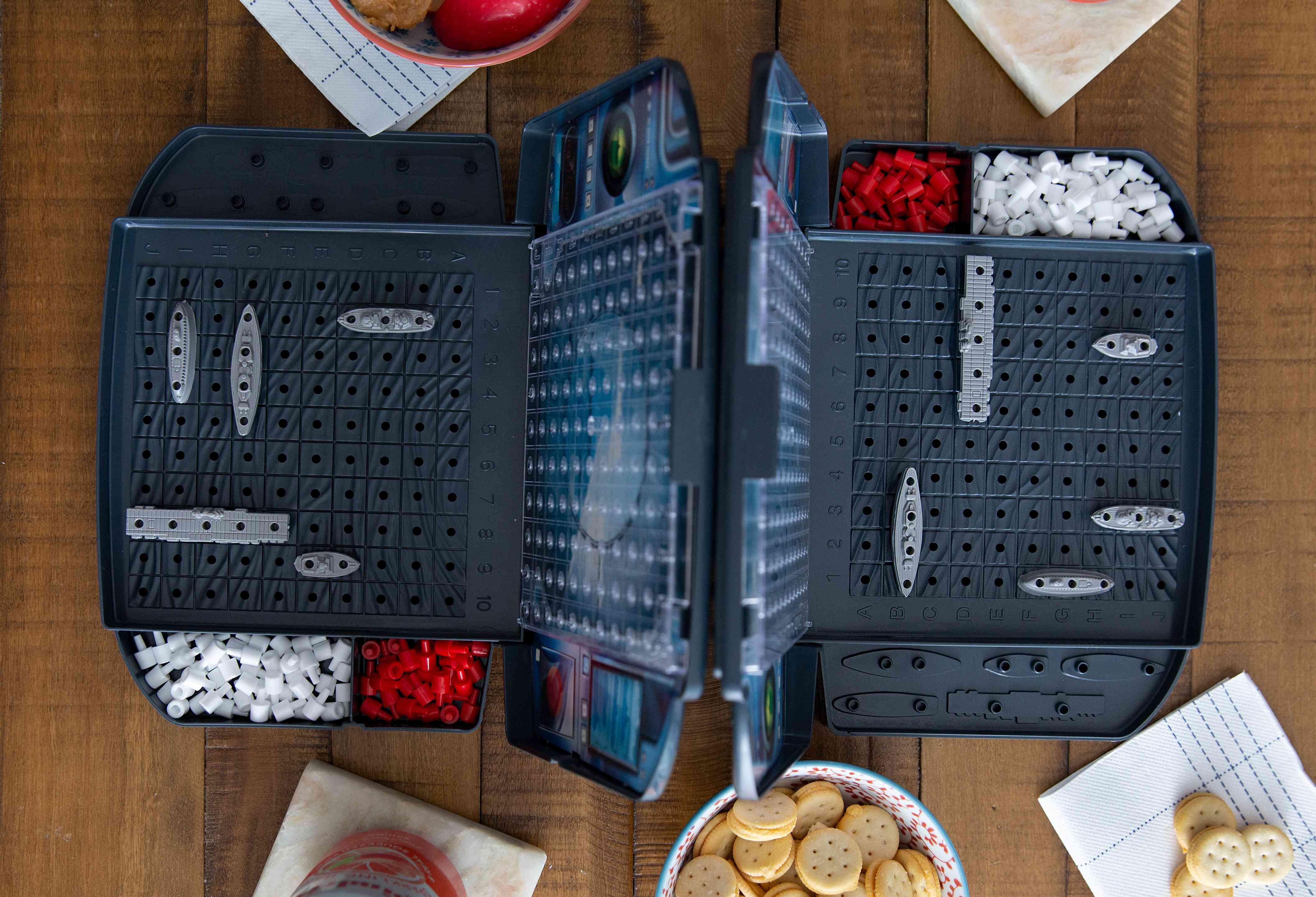 basic battleship game setup