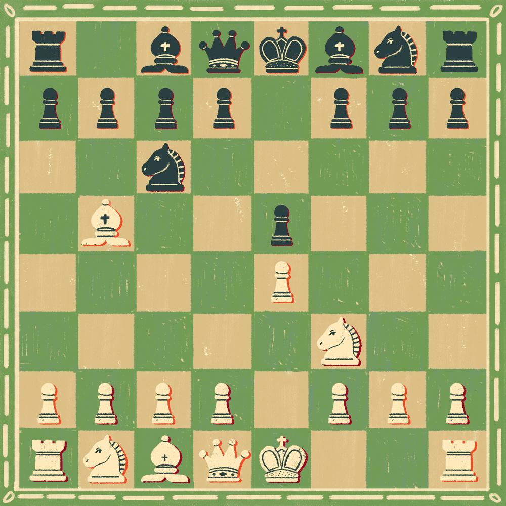 Ruy Lopez in chess