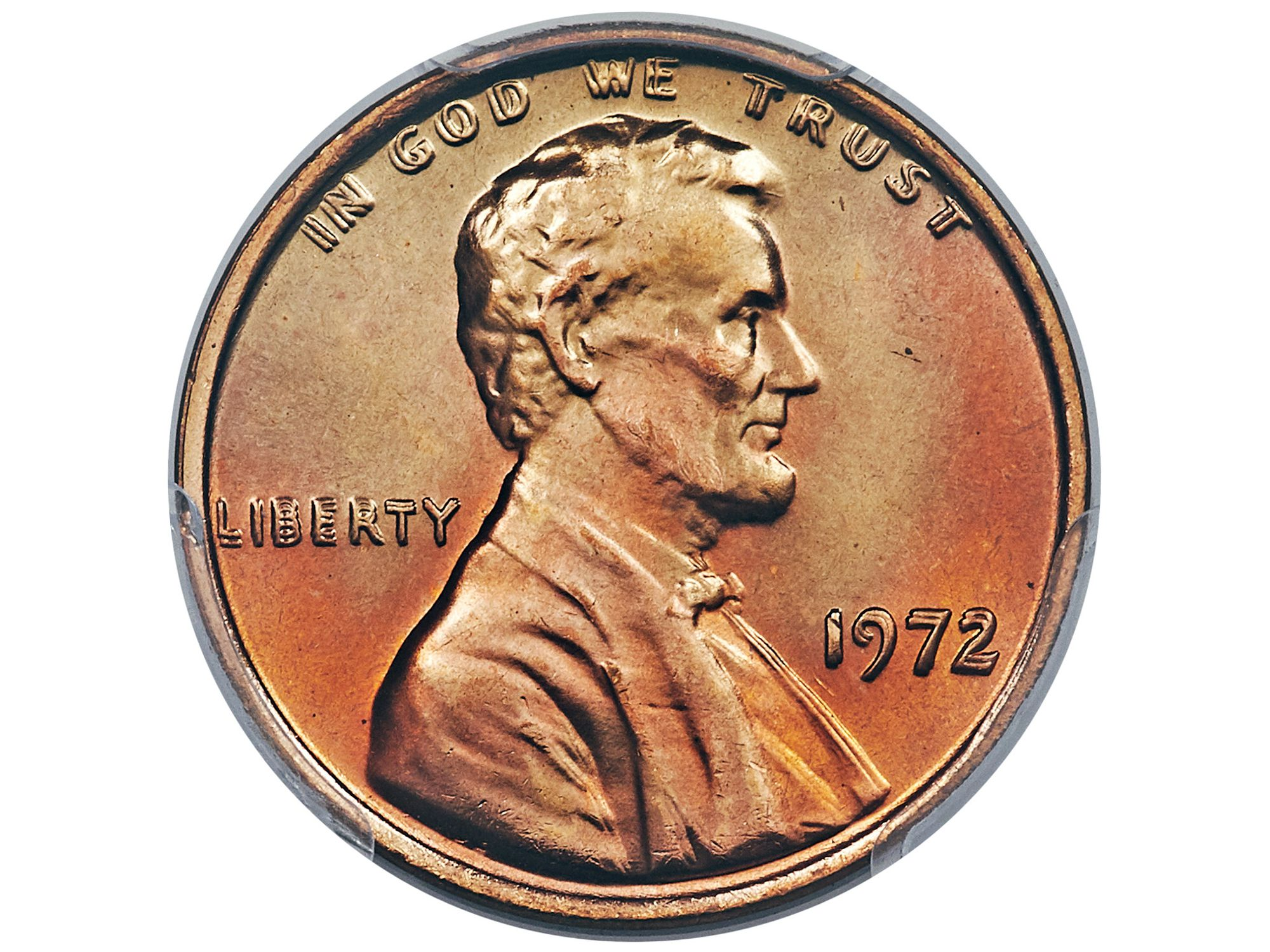 1995D USA Small Cent ~~UNCIRCULATED~~