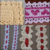 Crochet Trims and Edgings