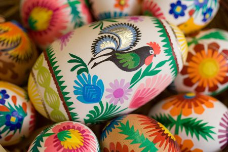 How To Make Polish Pisanki Easter Eggs