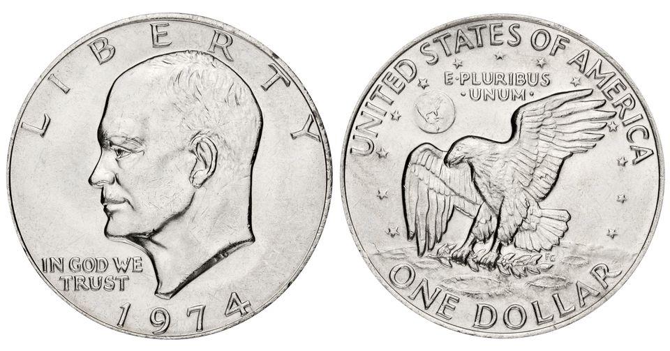 Eisenhower dollar