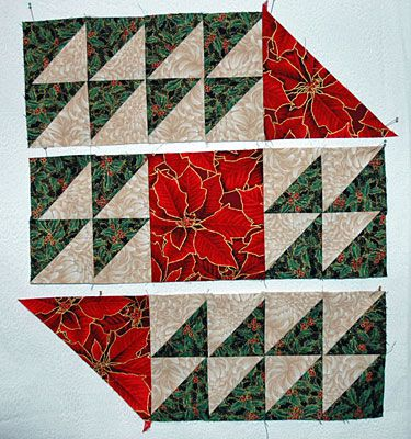Fabulous Modern Design Christmas Table Runners Features Rectangle