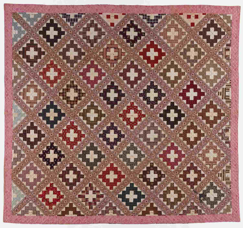 1852 Friendship Quilt Pattern