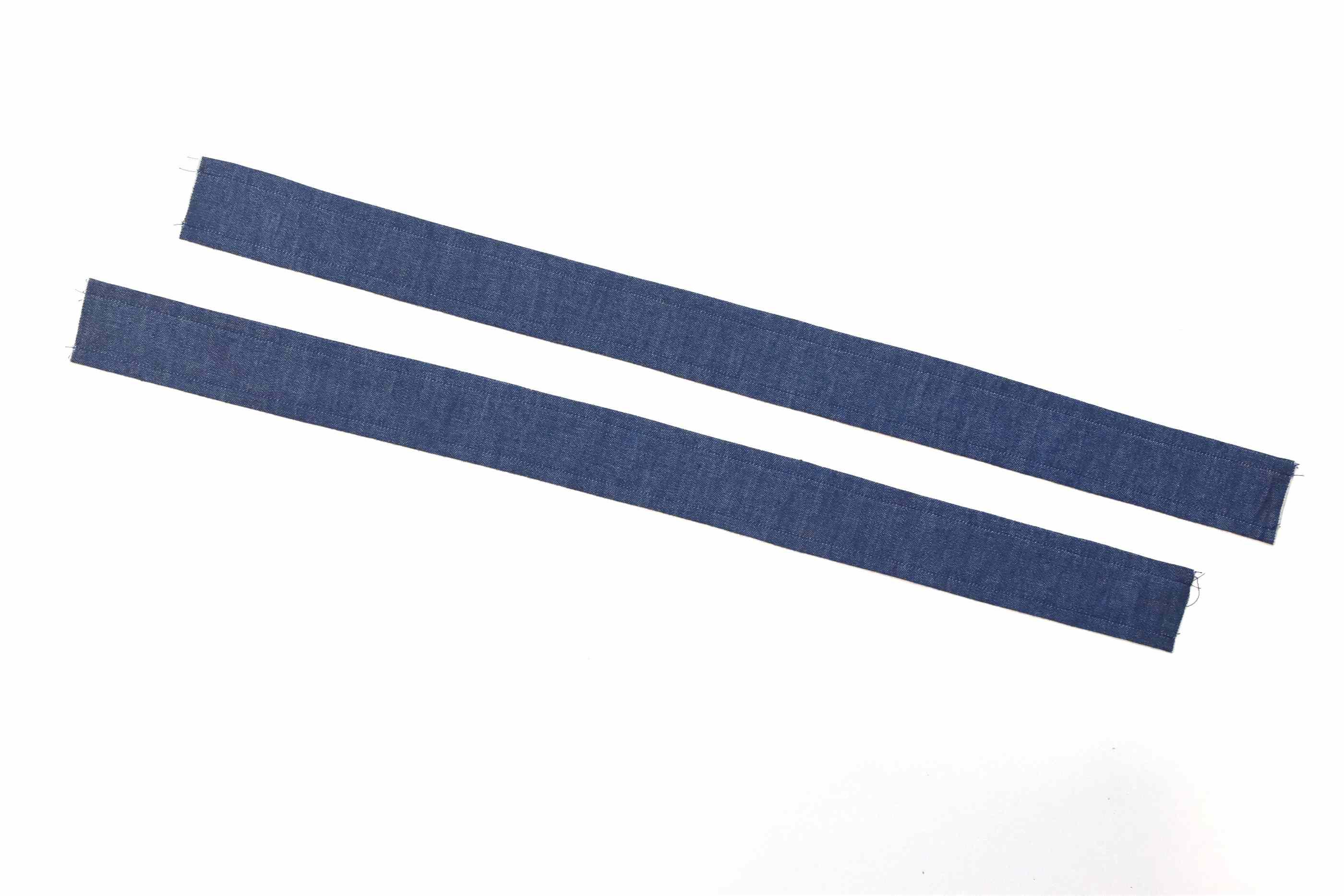 Sew the Apron Straps
