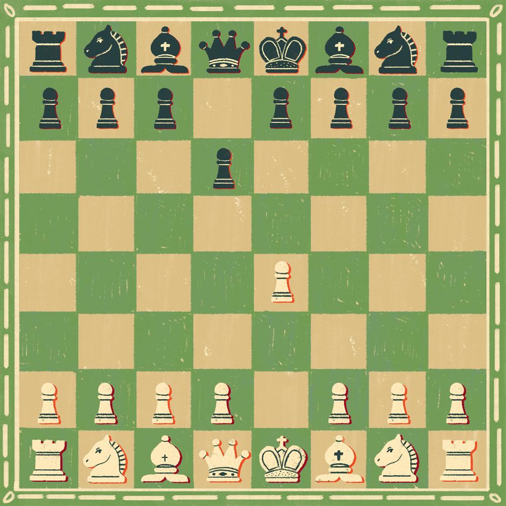 Pirc defense in chess