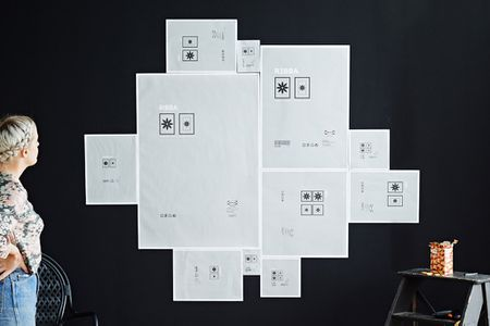 How To Create A Gallery Wall Using New Picture Frames