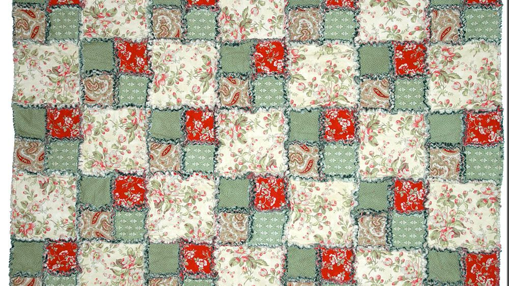 5 Free Rag Quilt Patterns To Help You Make Cuddly Quilts