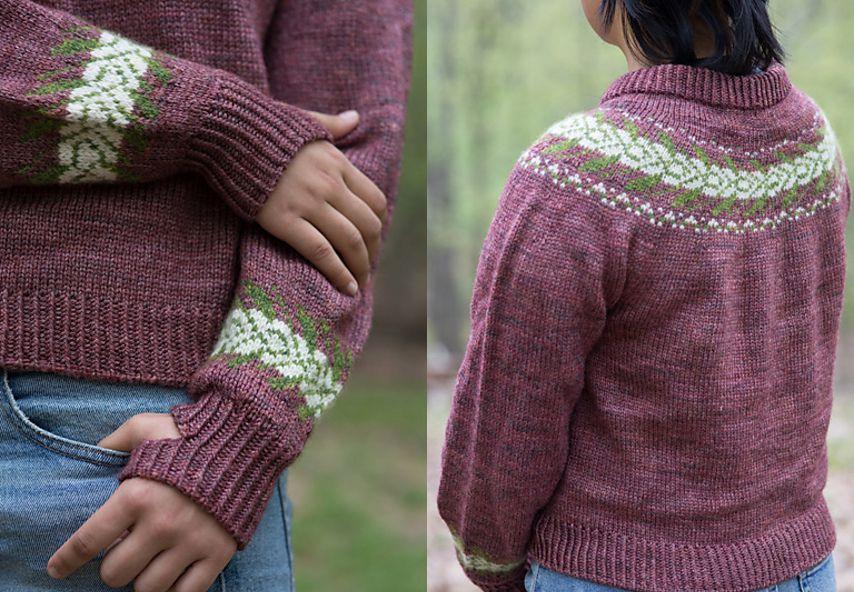 Druid Circle Sweater
