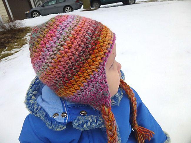 8af3596cb48 15 Adorable Baby Hat Crochet Patterns
