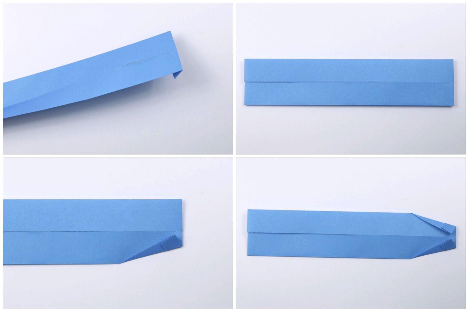 Easy Origami Dollar Shirt Tutorial 02