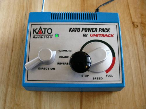 power pack for model train