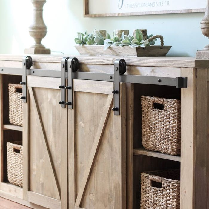 12 Diy Console Table Plans You Can Get For Free